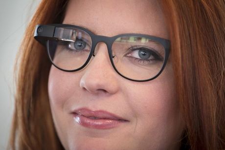 """The new Google Glass """"Bold"""""""